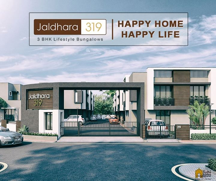 Jaldhara 319 3 BHK Row Luxurious house at Manipur  Opp. Manipur Bus Stand Ahmedabad