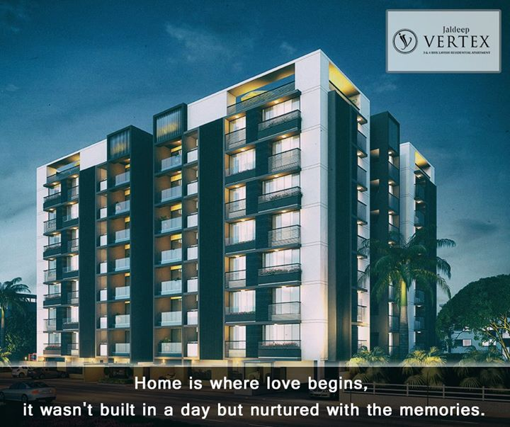 We introduce you to a new scheme that is modern and rich in aesthetics at an excellent location in Ahmedabad. JALDEEP VERTEX, located at Iskcon Ambli Road, Ambli, Ahmedabad. #LaunhcingSoon #JaldeepVertex #Ahmedabad #LuxuryLiving #LifestyleHomes