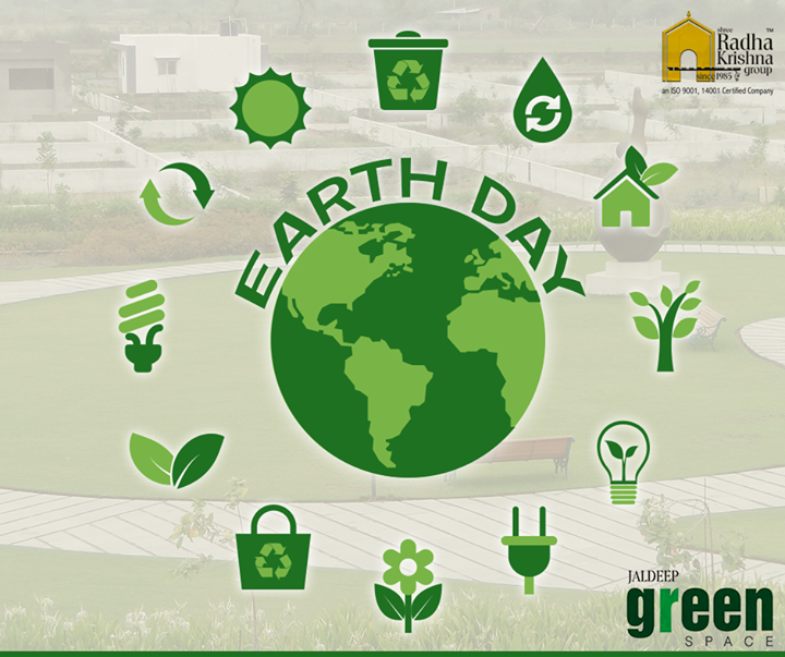 Radha Krishna Group,  EarthDay