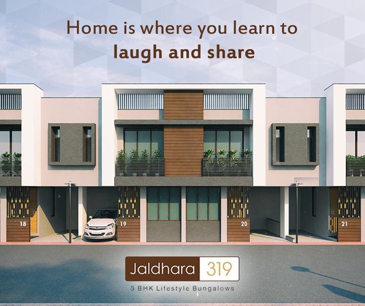 Where there is love in the home, there is joy in the heart.  #ShreeRadhaKrishnaGroup #JadlDhara319 #LuxuryLiving #LavishLifeStyle #Ahmedabad