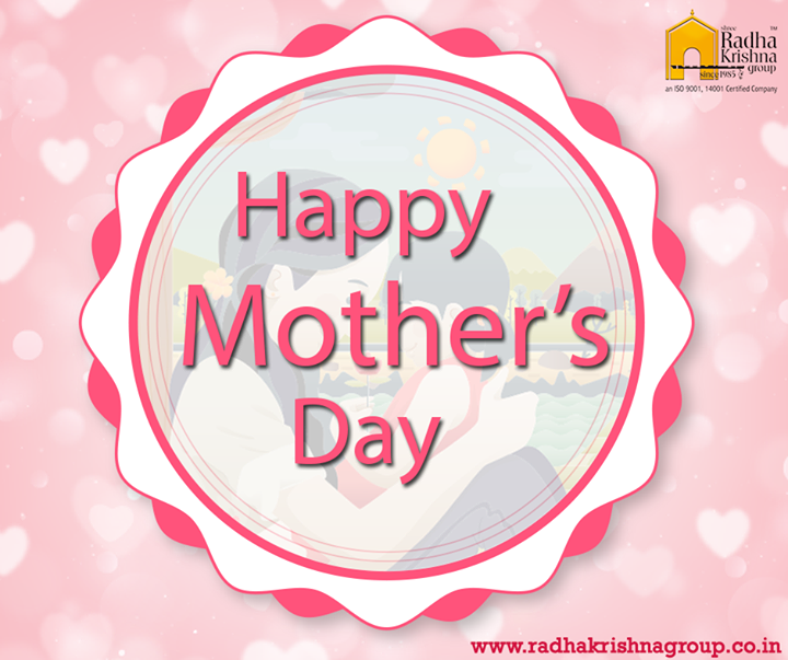 Mother's love is peace, it need not be acquired, it need not be deserved. #HappyMotherDay