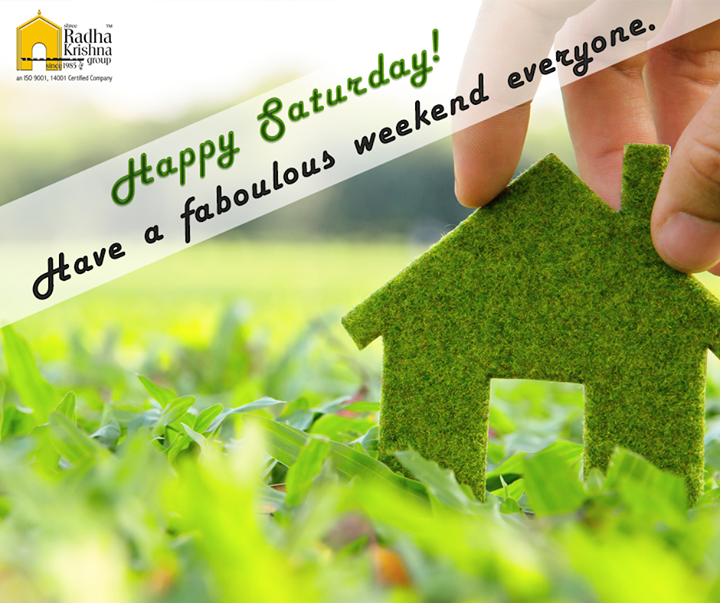 Radha Krishna Group,  ShreeRadhaKrishnaGroup, Ahmedabad, LuxuryLiving, HappyWeekend