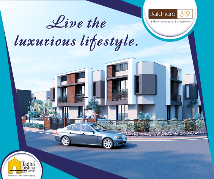 A luxurious life awaits you at Jaldhara, 3 BHK, lifestyle bunglows