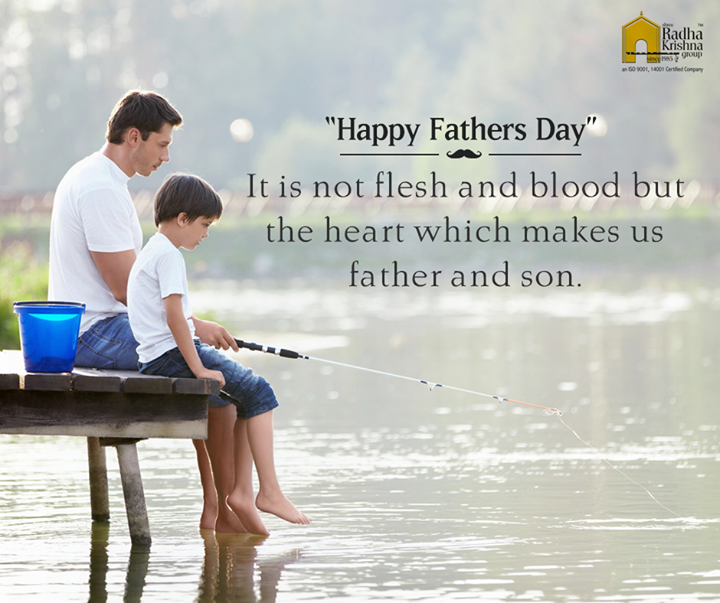Father's Day is a very special day whether your dad is still with you or not, it's time to remember the special moments you've spent together. #HappyFathersDay