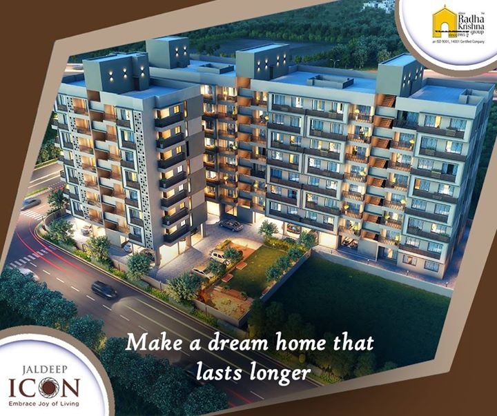 Take a minute and imagine your dream home with luxury at #JaldeepIcon. #ShreeRadhaKrishnaGroup #Ahmedabad #LuxuriousHome