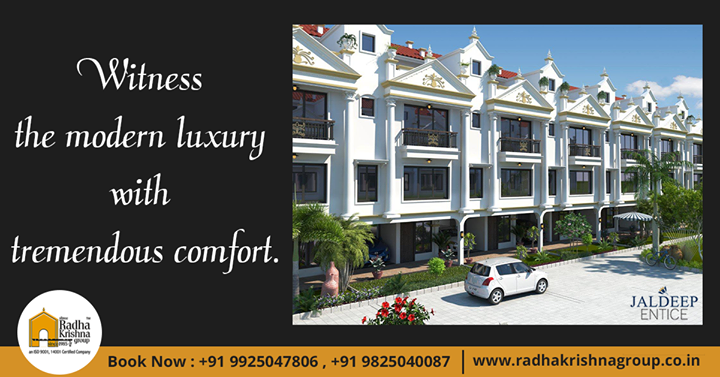 Radha Krishna Group,  JaldeepEntice, ShreeRadhaKrishnaGroup, LuxuriousHomes, Ahmedabad