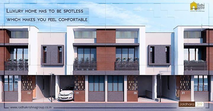 Radha Krishna Group,  ShreeRadhaKrishnaGroup, JalDhara319, LuxuriousEmunity, Homes