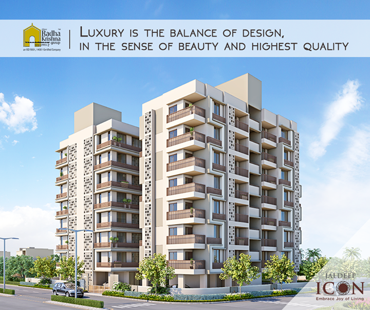 Radha Krishna Group,  JaldeepIcon, ShreeRadhaKrishnaGroup, LuxuriousLifestyle, Homes, Ahmedabad
