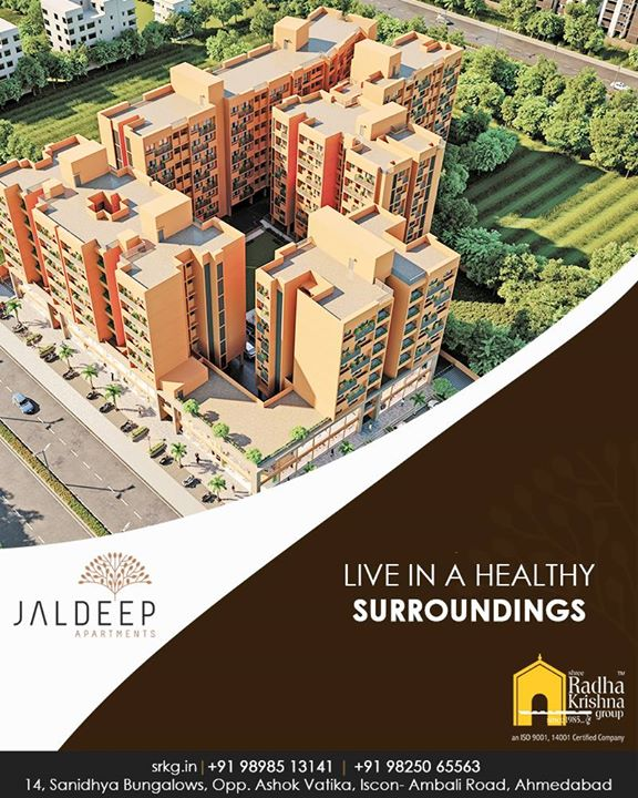 Radha Krishna Group,  JaldeepApartments, Sanand, ShreeRadhaKrishnaGroup, Ahmedabad, RealEstate, LuxuryLiving