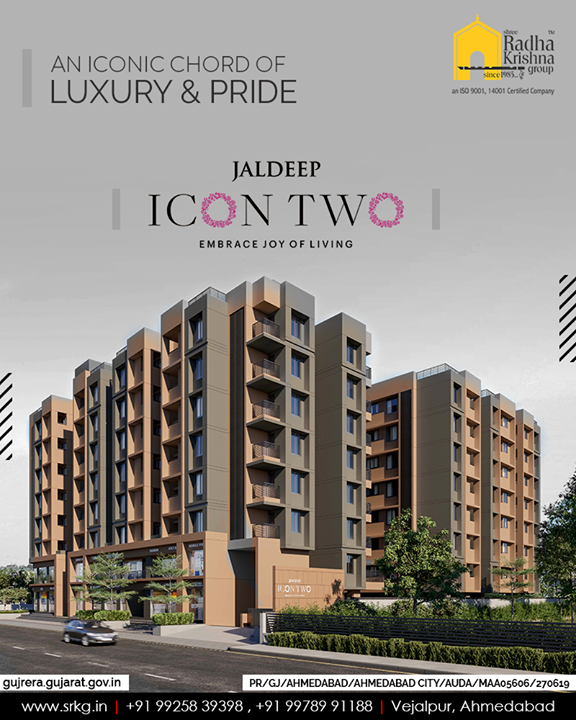 Radha Krishna Group,  JaldeepIcon2, Icon2, ShreeRadhaKrishnaGroup, Ahmedabad, RealEstate, SRKG