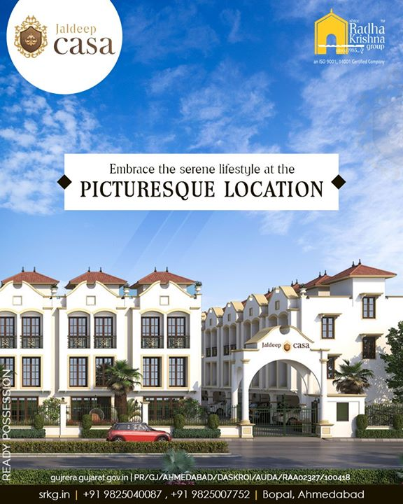 Radha Krishna Group,  Amenities, LuxuryLiving, ShreeRadhaKrishnaGroup, Ahmedabad, RealEstate, SRKG