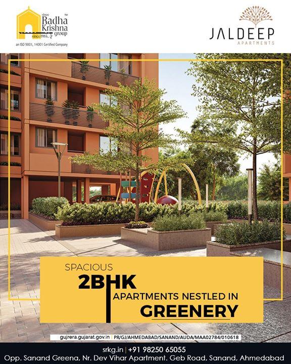 Radha Krishna Group,  2BHKApartments, JaldeepApartment#AlluringApartments, ExpanseOfElegance, LuxuryLiving, ShreeRadhaKrishnaGroup, Ahmedabad, RealEstate, SRKG