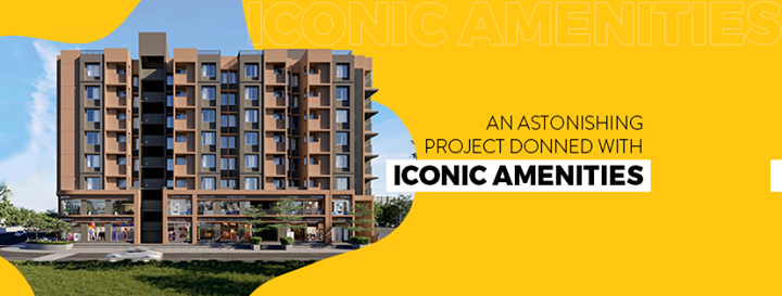#ShreeRadhaKrishnaGroup #Ahmedabad #RealEstate #SRKG #IconicApartments #IconicLiving
