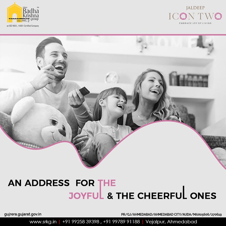 Radha Krishna Group,  JaldeepIcon2., Amenities, LuxuryLiving, ShreeRadhaKrishnaGroup, Ahmedabad, RealEstate, SRKG, IconicApartments, IconicLiving