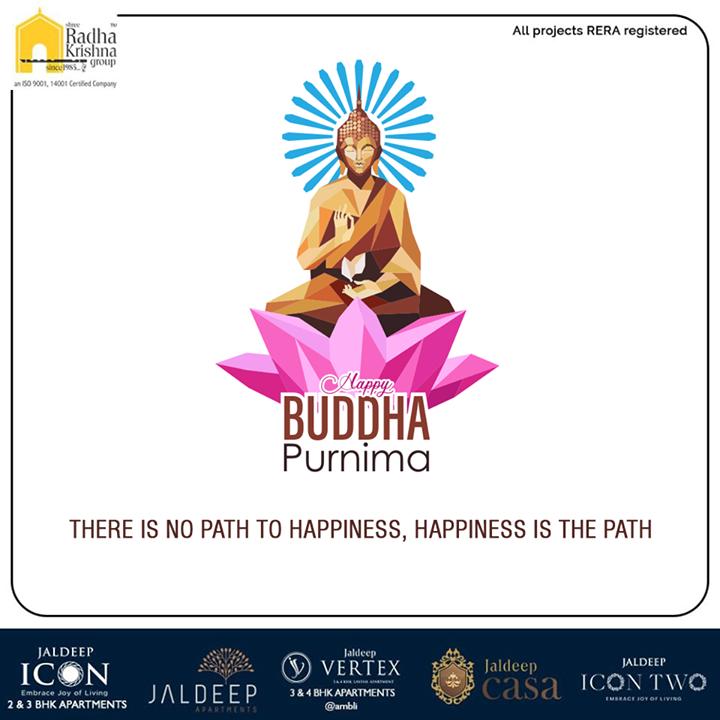 Radha Krishna Group,  HappyBuddhaPurnima, BuddhaPurnima, BuddhaPurnima2020, SRKG, ShreeRadhaKrishnaGroup, Ahmedabad, RealEstate