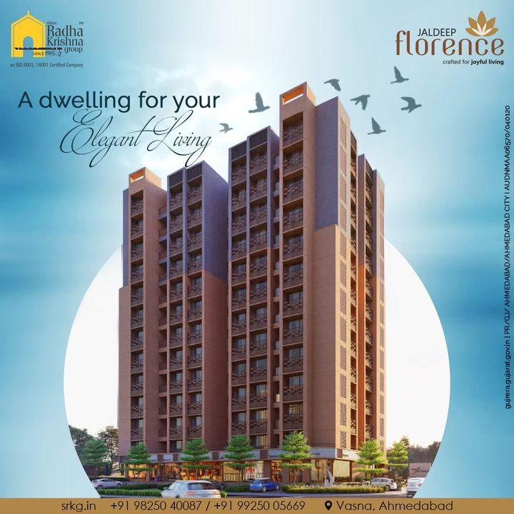 Jaldeep Florence offers you homes exclusively designed for comfortable and quality living of you and your loved ones.   #JaldeepFlorence #Amenities #Launchingsoon #LuxuryLiving #RadhaKrishnaGroup #ShreeRadhaKrishnaGroup #JivrajPark #Ahmedabad #RealEstate #SRKG