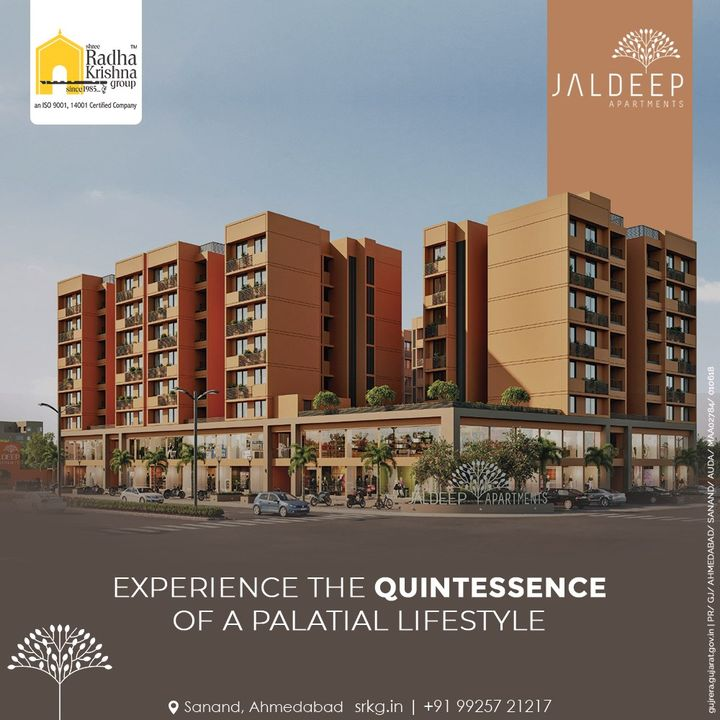 Radha Krishna Group,  ShreeRadhaKrishnaGroup, Ahmedabad, JaldeepIcon, LuxuryLiving