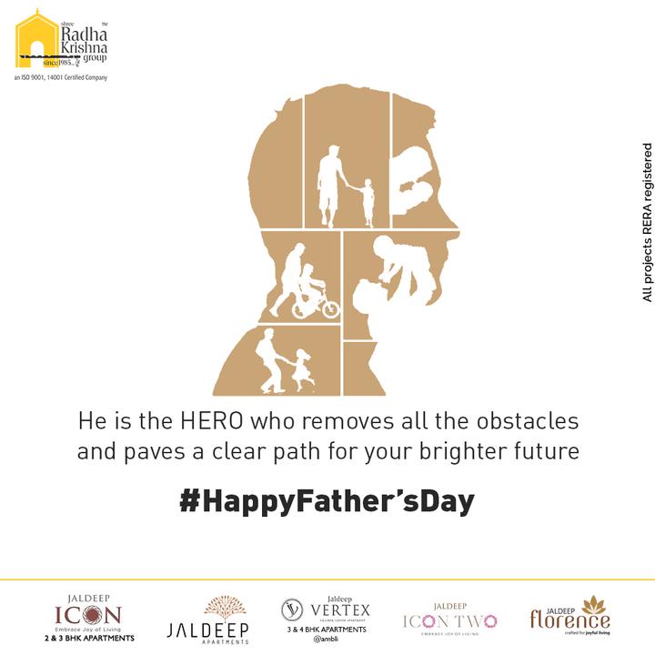 Radha Krishna Group,  fathersday2021, happyfathersday, fathersday, dad, love, father, family, bestdadever, bhfyp, daddy, fathers, fatherhood, ShreeRadhaKrishnaGroup, RadhaKrishnaGroup, SRKG, Ahmedabad, RealEstate