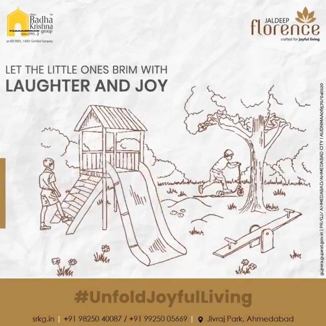 #JaldeepFlorence, crafted for joyful living. Launching soon!  #Launchingsoon #LuxuryLiving #ShreeRadhaKrishnaGroup #Ahmedabad #RealEstate #SRKG