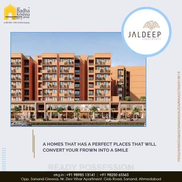 Homes that have perfect places that will convert your frowns into a smiles  #WorkOfArtResidence #Bopal #ShreeRadhaKrishnaGroup #Ahmedabad #RealEstate #LuxuryLiving
