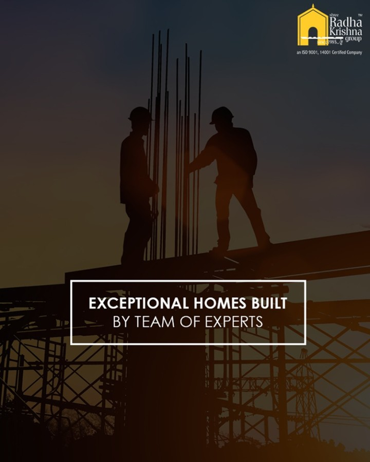 Shree Radha Krishna Group is a Team of veteran architects and engineers who engaged in the business of real estate & property development for more than 30 years!  #LuxuryLiving #ShreeRadhaKrishnaGroup #Bopal #Ahmedabad