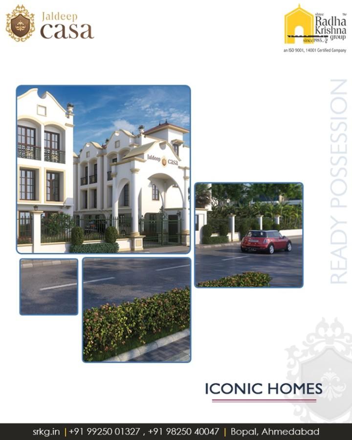 Radha Krishna Group,  JaldeepCasa, LuxuryLiving, Villas, ShreeRadhaKrishnaGroup, Bopal, Ahmedabad