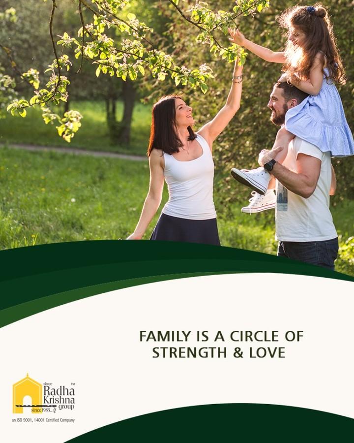 #Family is everything! Don't you agree?  #ShreeRadhaKrishnaGroup #Ahmedabad #RealEstate #LuxuryLiving