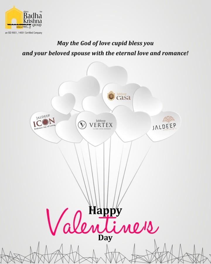 Radha Krishna Group,  WorldOfHappiness, AnAssetToCelebrate, WorkOfArtResidence, Bopal, ShreeRadhaKrishnaGroup, Ahmedabad, RealEstate, LuxuryLiving, Valentines2019, ValentinesDay, Valentines, DayOfLove, ValentinesDay2019