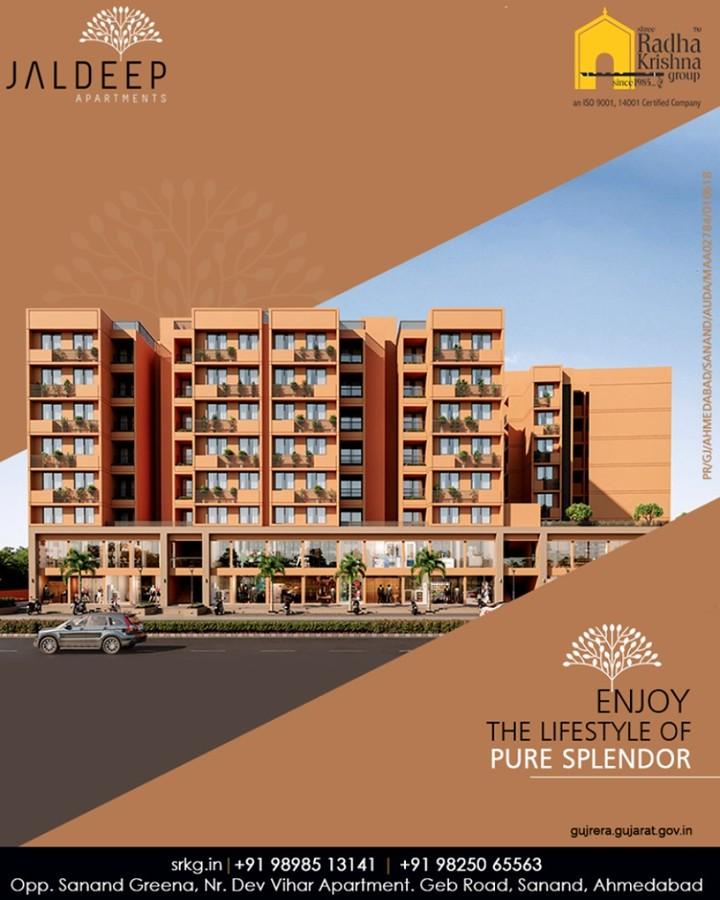 Radha Krishna Group,  JaldeepApartment., Amenities, LuxuryLiving, ShreeRadhaKrishnaGroup, Ahmedabad, RealEstate, SRKG