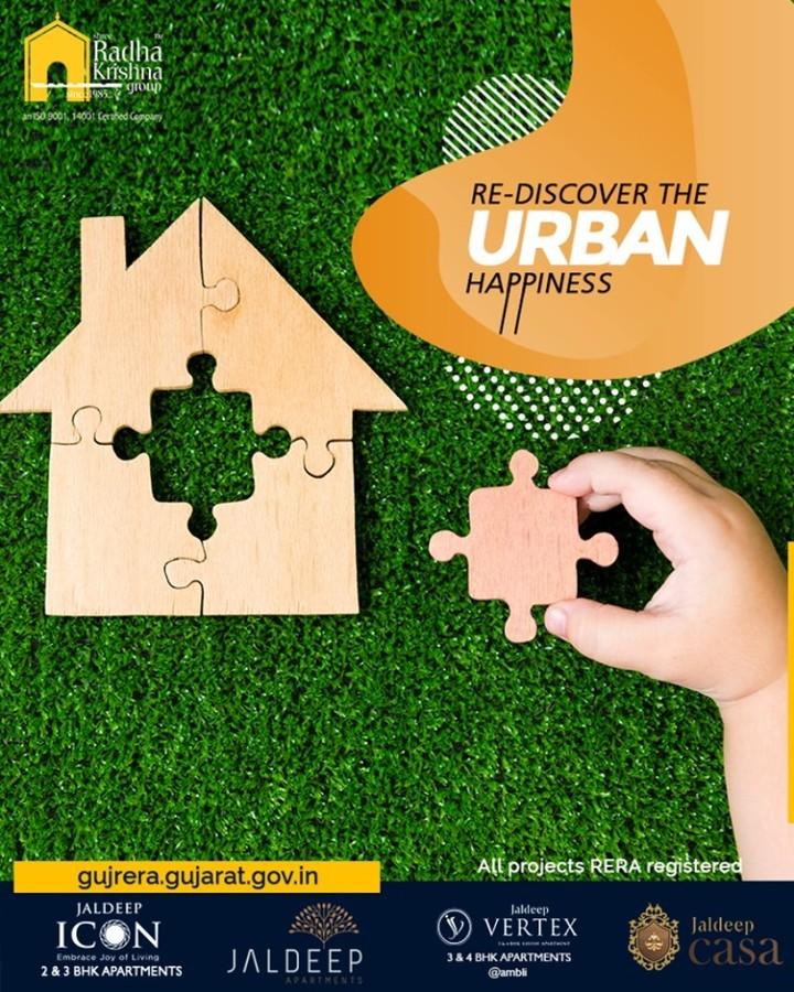 Radha Krishna Group,  LuxuryLiving, ShreeRadhaKrishnaGroup, Ahmedabad, RealEstate, SRKG, IconicApartments