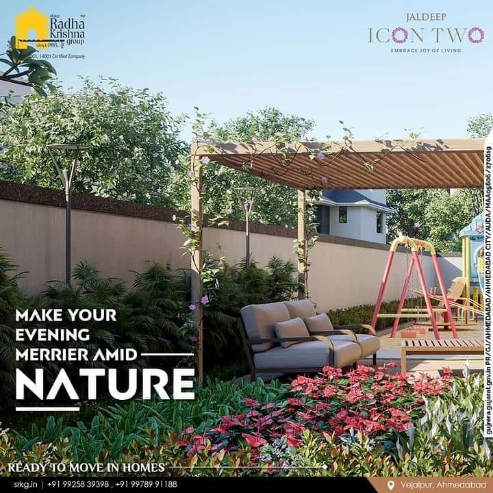 Radha Krishna Group,  JaldeepIconTwo, Icon2, Vejalpur, LuxuryLiving, ShreeRadhaKrishnaGroup, Ahmedabad, RealEstate, SRKG