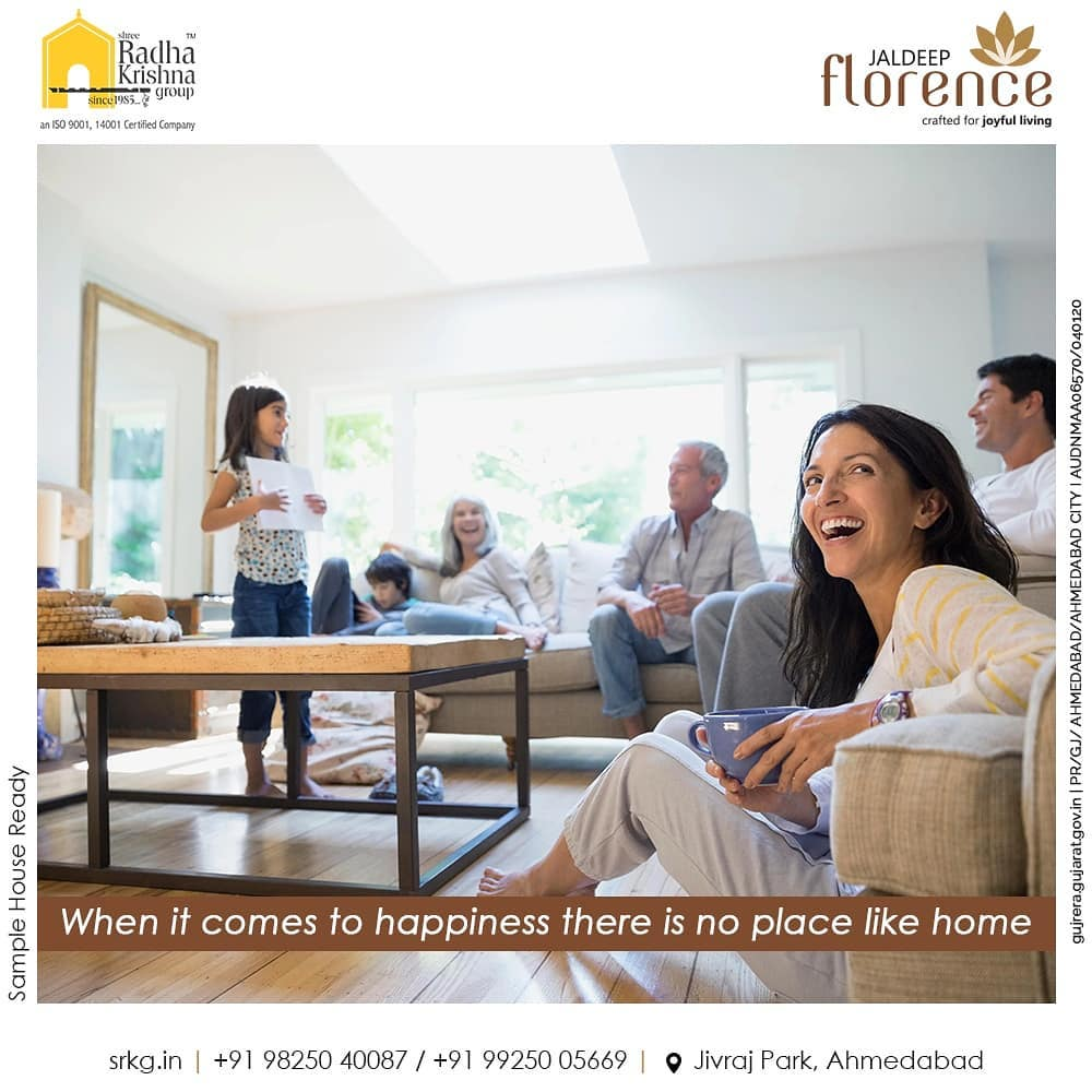 Reside in your own home of happiness and abundance, at the exclusively built apartments at Jaldeep Florence.  Jaldeep Florence offers you luxurious and spacious apartments with a beautiful world without limits where architectural design, urban luxury, luxurious lifestyle, and nature all come together.  #JaldeepFlorence #Amenities #Launchingsoon #LuxuryLiving #RadhaKrishnaGroup #ShreeRadhaKrishnaGroup #JivrajPark #Ahmedabad #RealEstate #SRKG
