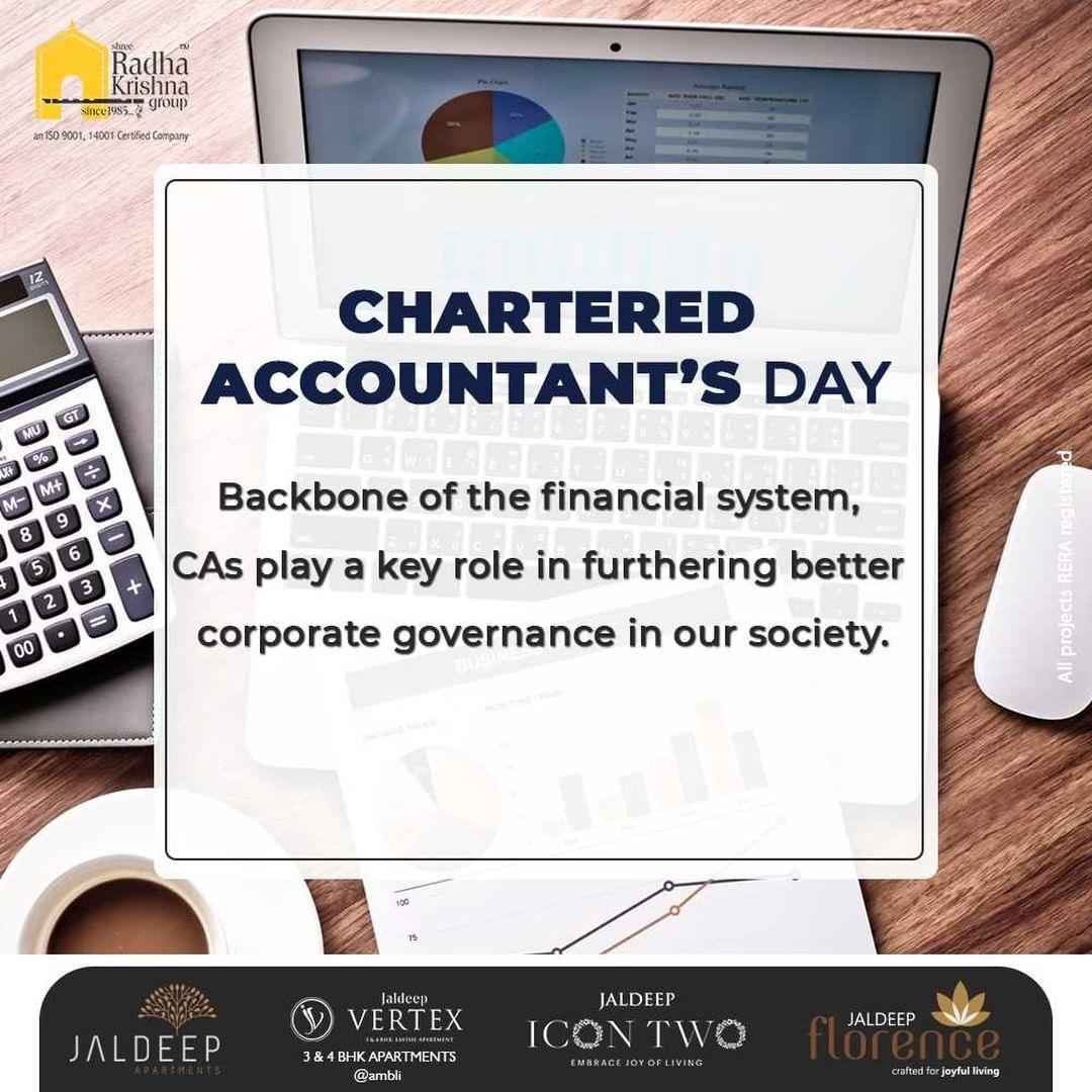 Radha Krishna Group,  CharteredAccountantsDay, CADay, NationalCharteredAccountantsDay, CharteredAccountantsDay2021, ShreeRadhaKrishnaGroup, RadhaKrishnaGroup, SRKG, Ahmedabad, RealEstate