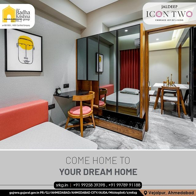 Radha Krishna Group,  Amenities, LuxuryLiving, ShreeRadhaKrishnaGroup, Ahmedabad, RealEstate, SRKG, IconicApartments, IconicLiving