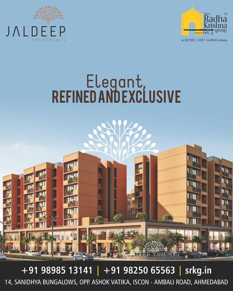 Radha Krishna Group,  JaldeepApartments, sanand, ShreeRadhaKrishnaGroup, Ahmedabad, RealEstate, LuxuryLiving