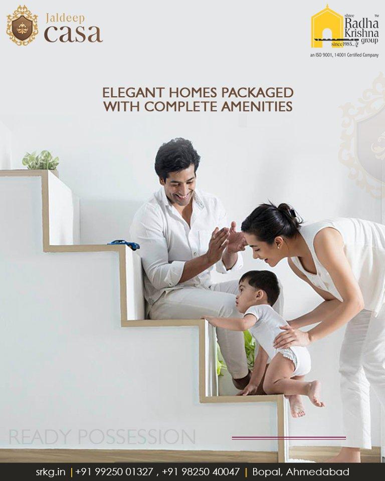 Homes that define elegance & comfort.  #JaldeepCasa #LuxuryLiving #Villas #ShreeRadhaKrishnaGroup #Bopal #Ahmedabad https://t.co/LWmFDe11IB