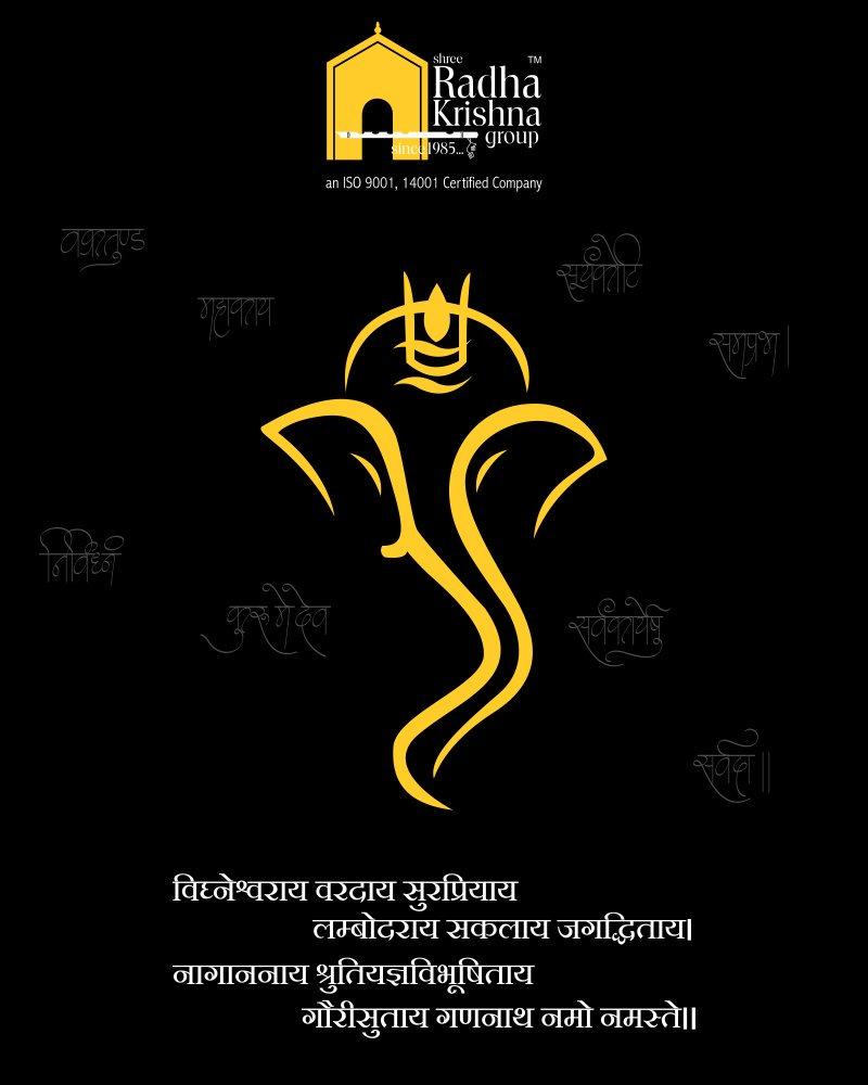 Warm greetings to everyone on the auspicious occasion of Ganesh Chaturthi  #GaneshChaturthi #GanpatiBappaMorya #Ganeshotsav #HappyGaneshChaturthi #GaneshChaturthi2018 #ShreeRadhaKrishnaGroup #Ahmedabad #RealEstate #LuxuryLiving https://t.co/HnukmjD2Fc