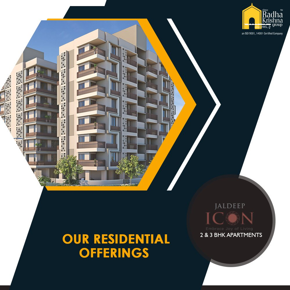 Curiously creating spaces that you would love to reside in!  #ShreeRadhaKrishnaGroup #Ahmedabad #RealEstate #LuxuryLiving https://t.co/8x6R0LzRvX