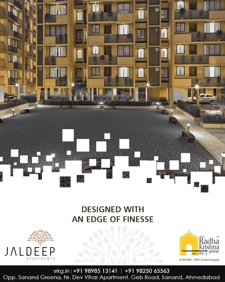 Radha Krishna Group,  JaldeepApartment, AnAssetToCelebrate, GoodInvestment, AestheticallyAppealingNAlluring, JaldeepApartments, Sanand, ShreeRadhaKrishnaGroup, Ahmedabad