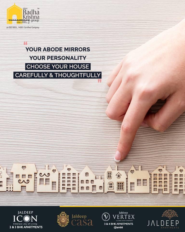 Radha Krishna Group,  TOTD, WorldOfHappiness, WorkOfArtResidence, ShreeRadhaKrishnaGroup, Ahmedabad, RealEstate, LuxuryLiving