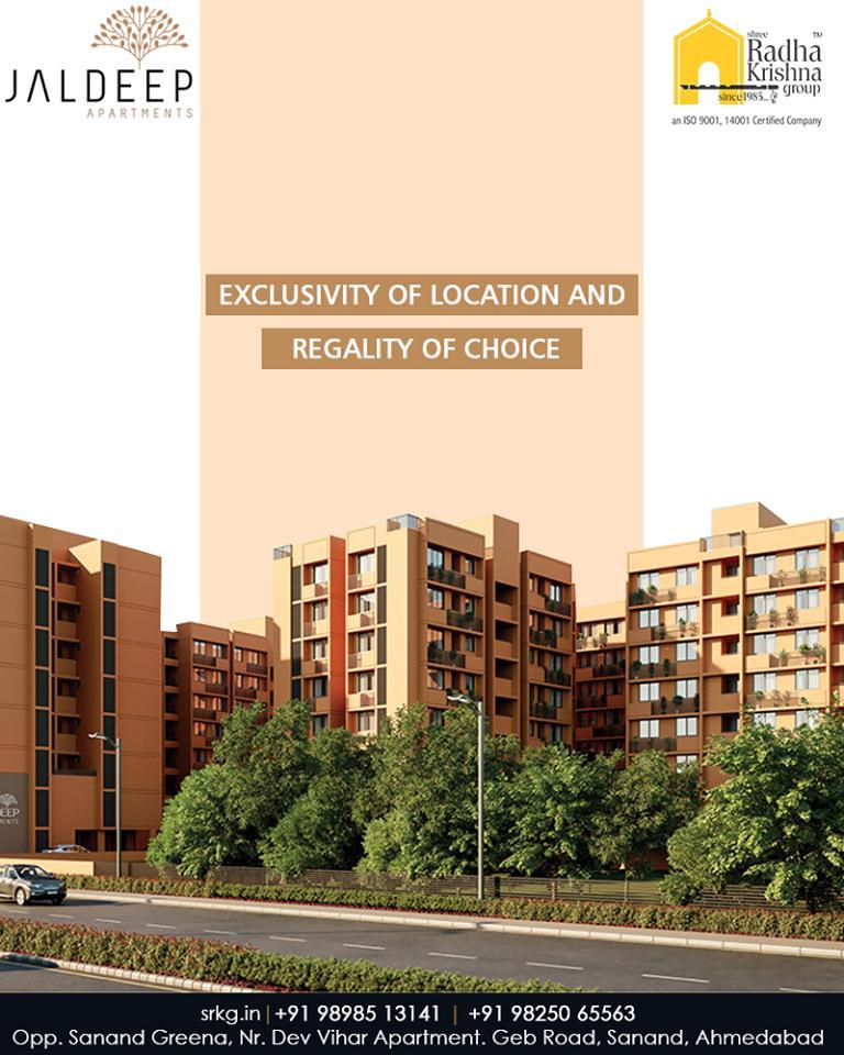 Radha Krishna Group,  JaldeepApartment, AnAssetToCelebrate, GoodInvestment, AestheticallyAppealingNAlluring, Sanand, ShreeRadhaKrishnaGroup, Ahmedabad, RealEstate, LuxuryLiving