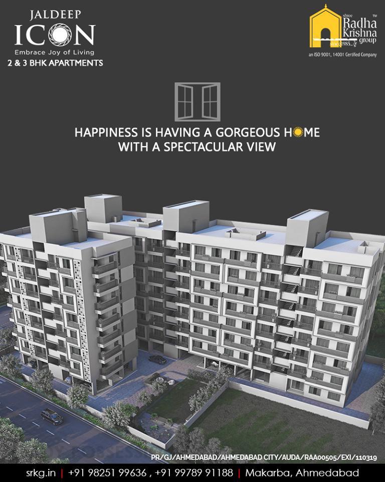 Radha Krishna Group,  JaldeepIcon., RaysOfElegantLiving, SampleFlatReady, 2and3BHKApartments, Amenities, LuxuryLiving, ShreeRadhaKrishnaGroup, Makarba, Ahmedabad