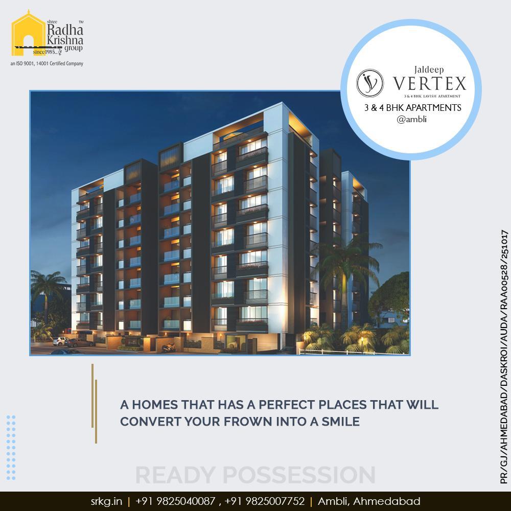 Radha Krishna Group,  WorkOfArtResidence, Bopal, ShreeRadhaKrishnaGroup, Ahmedabad, RealEstate, LuxuryLiving