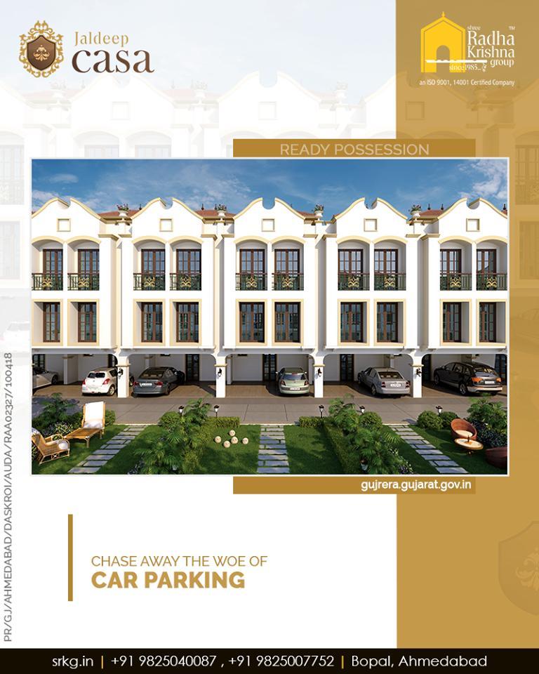 Radha Krishna Group,  JaldeepCasa, LuxuryLiving, ShreeRadhaKrishnaGroup, Ahmedabad, RealEstate, SRKG, CasaLiving