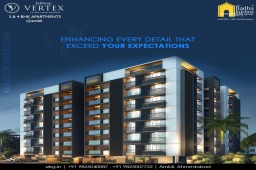 An envisioned project; #JaldeepVertext is designed to enhance every detail that exceeds the expectations of the dwellers.  #ExceedingYourExpectation #Ambli #ShreeRadhaKrishnaGroup #Ahmedabad #RealEstate #LuxuryLiving https://t.co/jZhzUrQtap